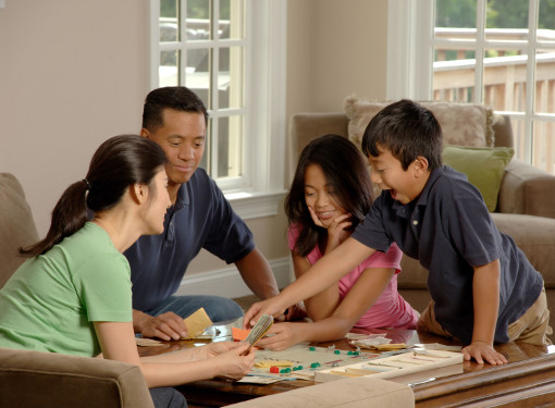Family Board Gamers